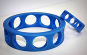 Blue Cast Nylon