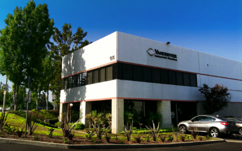 Vanderveer Industrial Plastics Headquarters